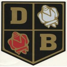 David Brown Bonnet Sticker