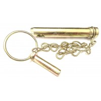 Cat. 1 Top Link Pin With Chain - 85mm Useable Length