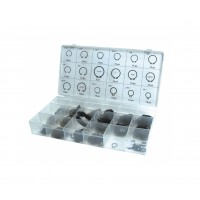 Internal & External Circlip - Assortment, 225pcs