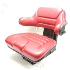 Seat - Red Suspension