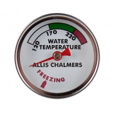 Allis Chalmers B WC WF WD Water Temperature Gauge