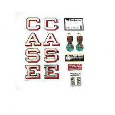 Case C Mylar Decal Set