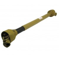 Complete PTO Shaft, (Lz) Length: 710mm, 1 3/8'''' x 6 Spline Q.R. to 1 3/8'''' x 6 Spline Q.R.