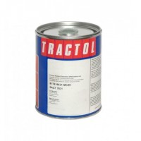 Massey Ferguson Charcoal Grey Paint 1L