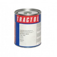 JCB Grey Paint 1L