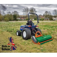 Wessex WFM- 145 flail Mower
