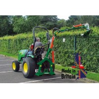 Wessex CHT-120 sickle bar hedge cutter