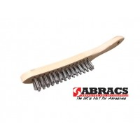 Wire Brush - 3 Row