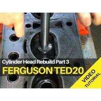 Ferguson TED20 - Cylinder Head Rebuild Part 3 - Video Tutorial