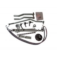 Power Steering Conversion Kit - Swept Axle
