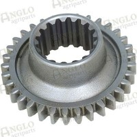 Pinion Gear 33T, 17 Spline