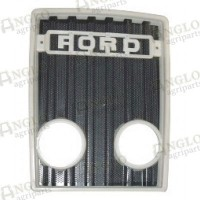 Front Grille - With Holes - Ford New Holland