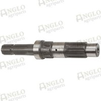 Transmission PTO Output Shaft - 6 Spline