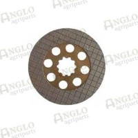 Brake Friction Disc - Ø 226 x 58.3mm x 10 Splines