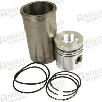 Piston, Ring & Liner Kit - Al Fin Piston