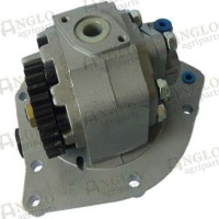 Hydraulic Pump - Gear Type, Transmission Mounted