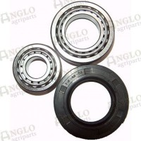 Front Wheel Bearing Kit - 40 x 68 x 9.5mm