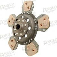 Clutch Plate - Main, 5 Paddle, 12