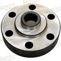 PTO Drive Hub 20 Spline - Mounted In Flywheel
