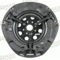 Clutch Cover - 10 Spline PTO Plate 12