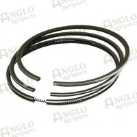 Piston Ring Set -  For Al-Fin Piston - 3 Ring