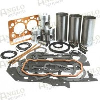 Engine Overhaul Kit - AD3.152 - Semi Finished Liner (4 ring piston)