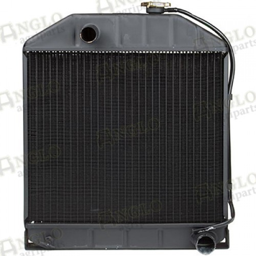 Ford 2000 Tractor Radiators : Radiator ford new holland a anglo agriparts