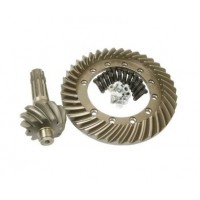 Crown Wheel & Pinion - 11x38 (c/w nuts & bolts)
