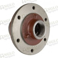 Wheel Hub - Threaded For Wheel Bolts