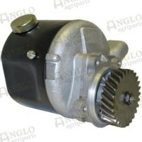 Power Steering Pump - No Relief Valve