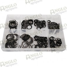 External Circlips 12-25mm Pack of 250