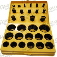 Rubber O Ring Metric Assorted Box