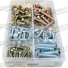 Metric Bolts M5-M10 Ass. Pack of 150