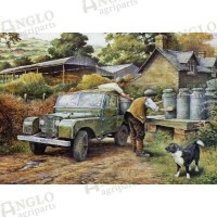 Country Companions Greeting Card