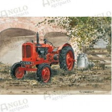 Nuffield Greeting Card