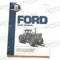 Ford Workshop Manual - TW5 + TW15 + TW25 + TW35