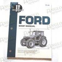 Ford Workshop Manual - 5640 + 6640 + 7740 + 7840 + 8240 + 8340