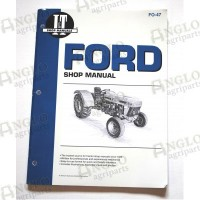 Ford Workshop Manual - 3230 + 3430 + 3930 + 4630 + 4830