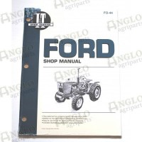 Ford Workshop Manual - 1100 + 1110 + 1200 + 1210 + 1300 + 1310 + 1500 + 1510 + 1700 + 1710 + 1900 + 1910 + 2110