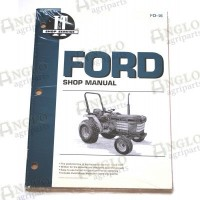 Ford Workshop Manual - 1120 + 1220 + 1320 + 1520 + 1720 + 1920 +2120