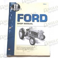 Ford Workshop Manual - 2N + 8N + 9N