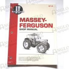 MF Workshop Manual - 340 + 350 + 355 + 360 + 399