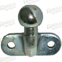 Forged Towing Hitch - 50mm Ball - CE Approved