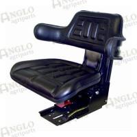 Seat - Black Suspension