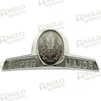 Badge - Fordson Super Major - Emblem