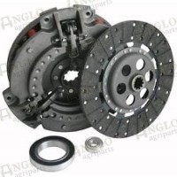 Clutch Kit - 11/9inch Dual 6 Red Springs