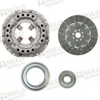 Clutch Kit - With Dual Power - 10 Spline Drive Plate