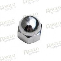 Chrome Steering Wheel Nut