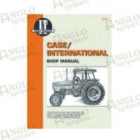 Case Workshop Manual - 5120 + 5130 + 5140 (Maxxum)