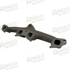 Exhaust Manifold - Staggered Bolts